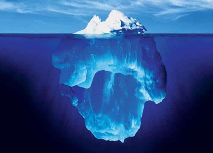 hypnose inconscient iceberg